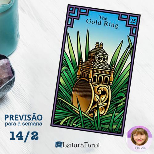 Previsão Semanal do Tarot de 14 a 20 de fevereiro de 2021